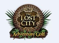 Lost city of golf logo