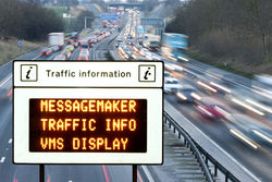 LED traffic displays